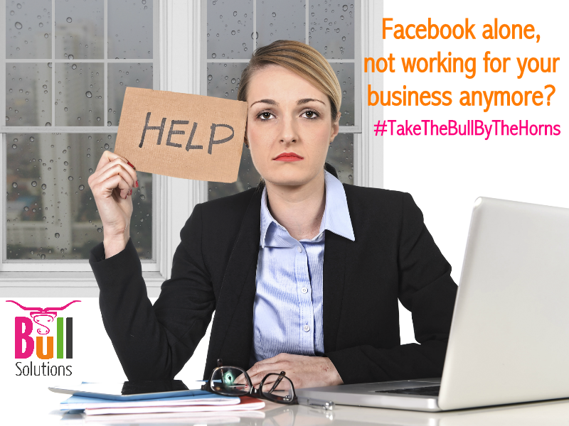 Facebook alone, not working for your business anymore?