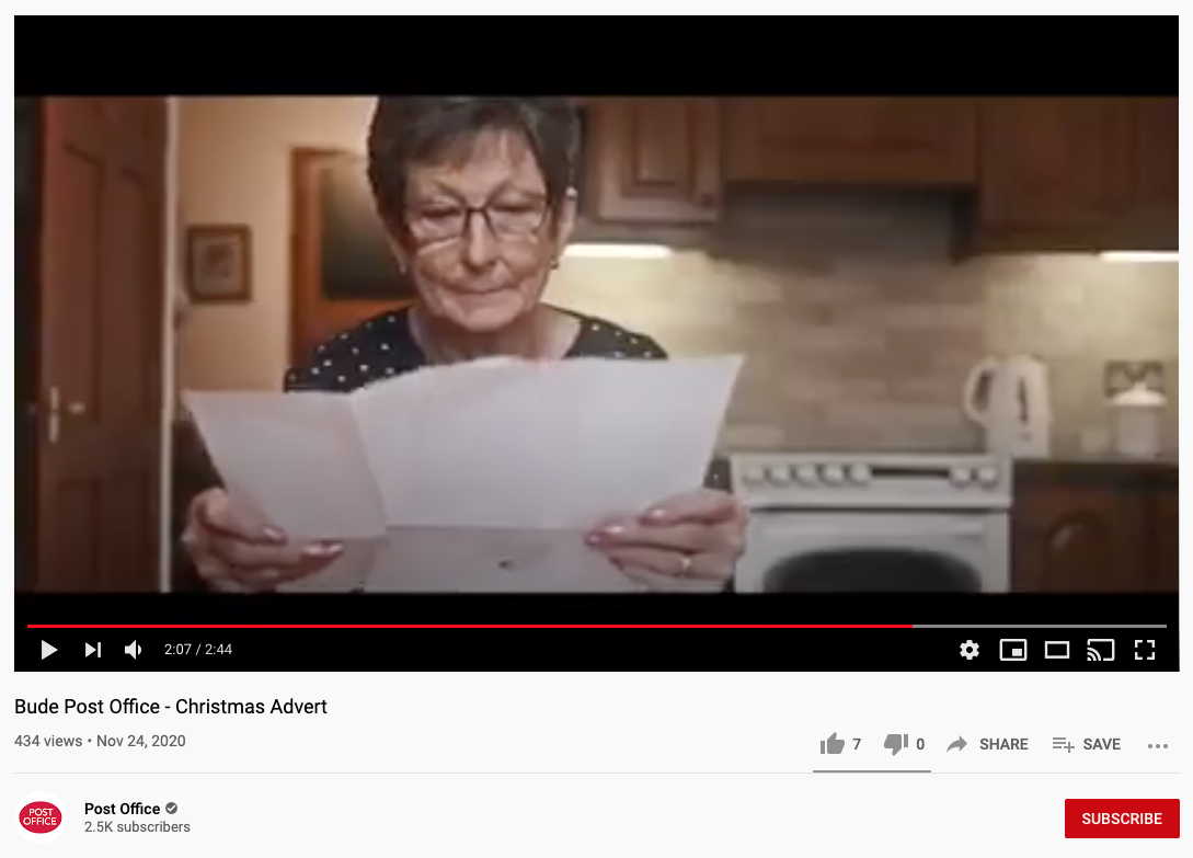 The Top Christmas TV Adverts in 2020
